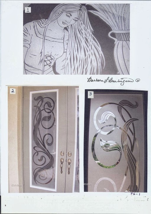 Custom Leaded Glass Art In Fort Myers Fl Etching Services